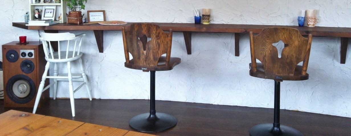 カウンターテーブル(椅子)