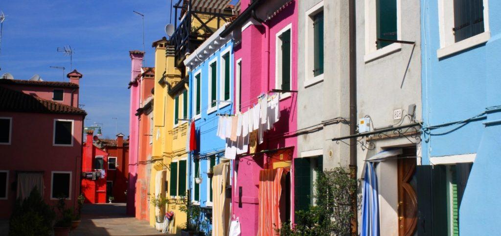 ベネチアの家