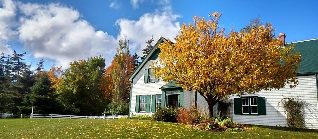 カナダの家