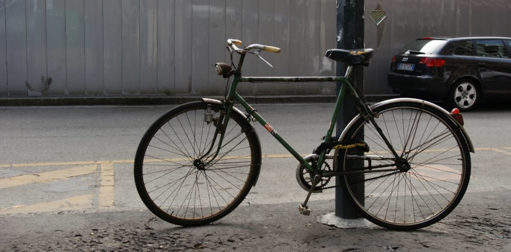 イタリアの自転車