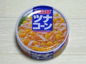 ツナコーン缶詰