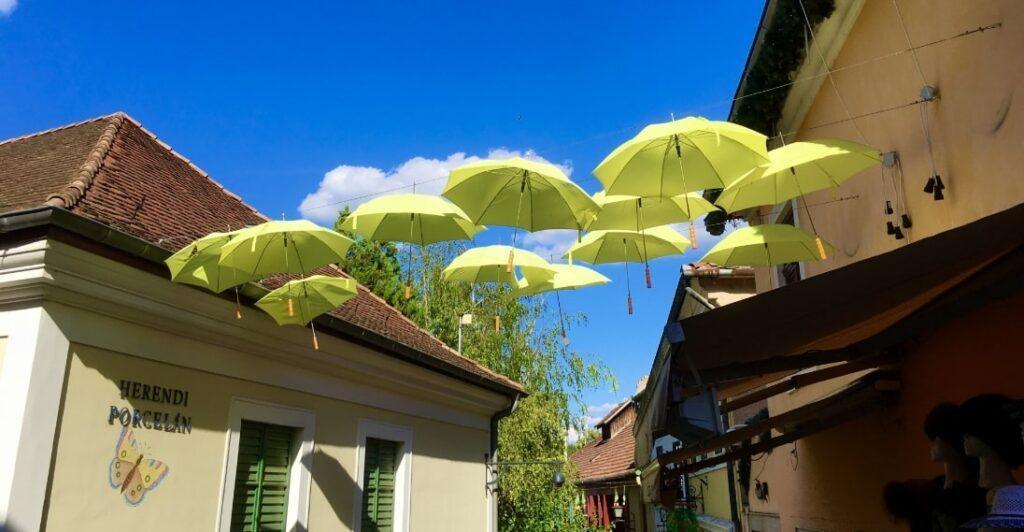 ハンガリーの傘