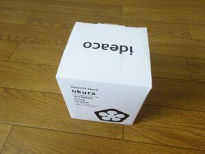 オクラの箱