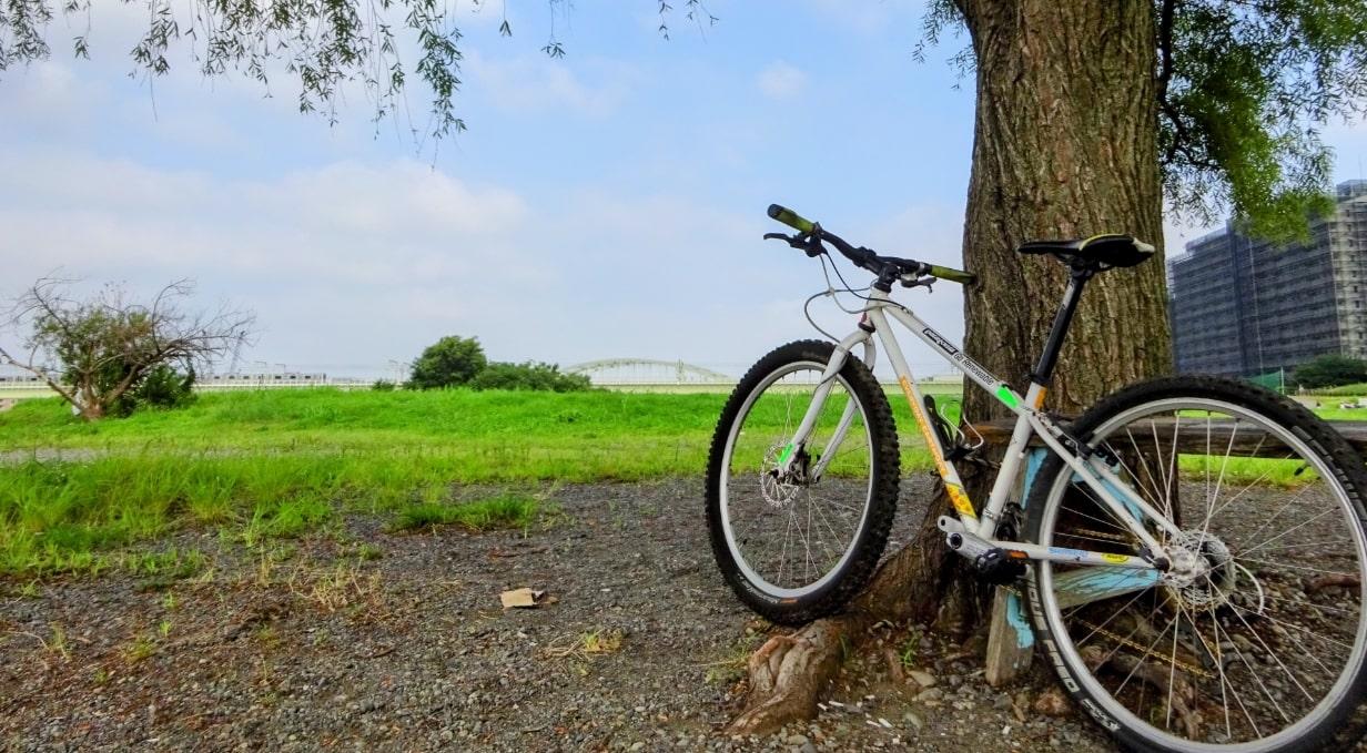 自転車(マウンテンバイク)